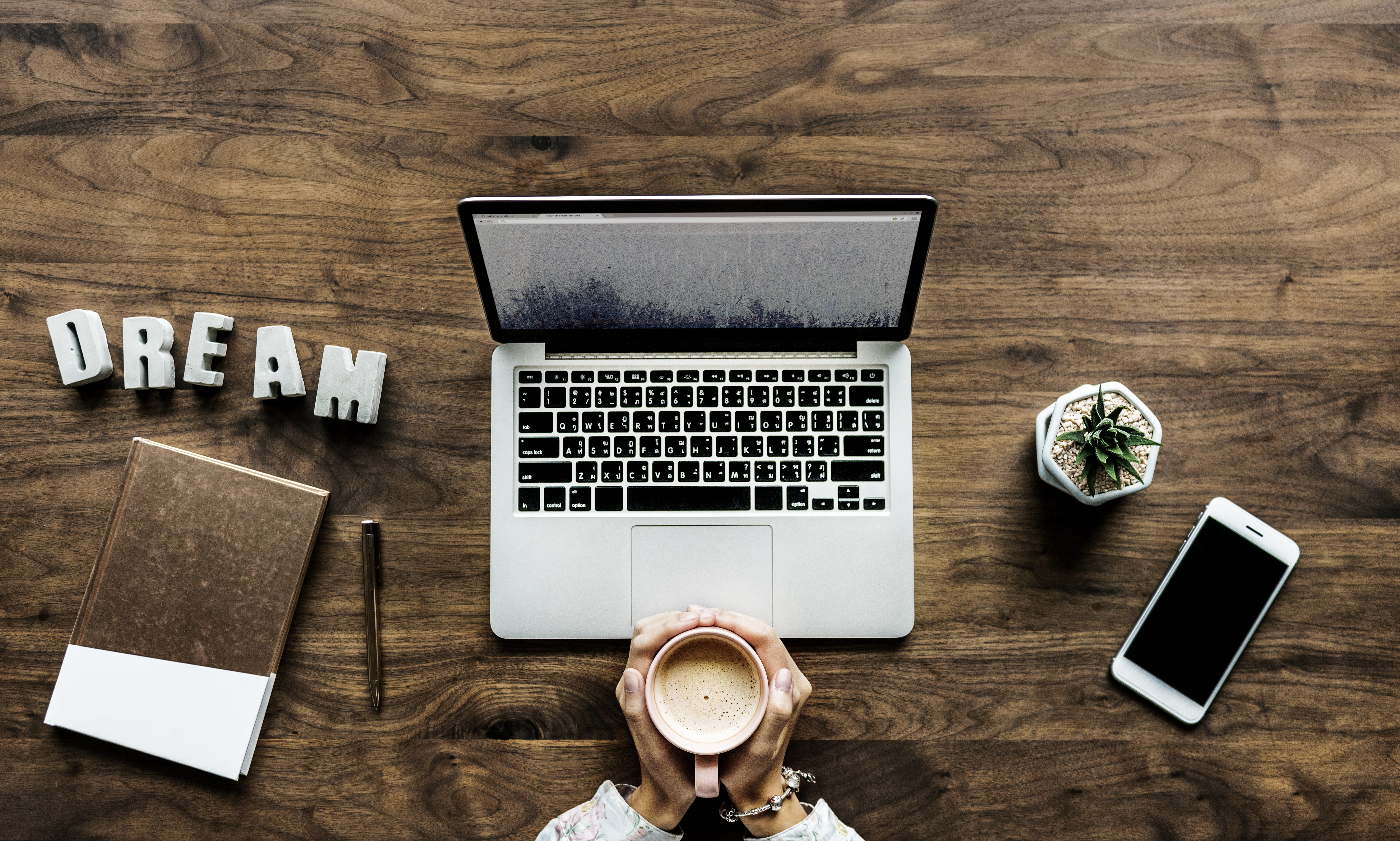 The Golden Key Working From Home Survival Guide